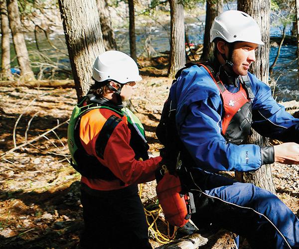 Boreal River Rescue